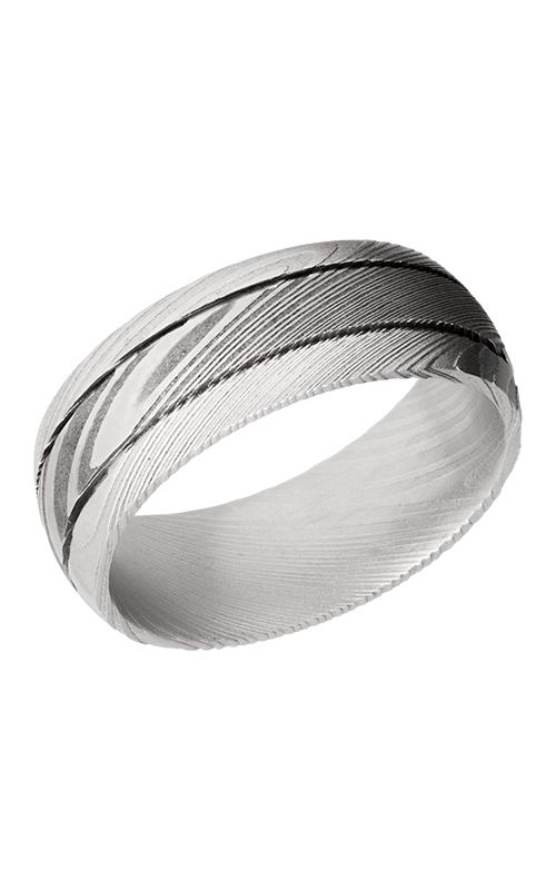 Lashbrook Damascus Steel D8D2.5 ACID-BEAD product image