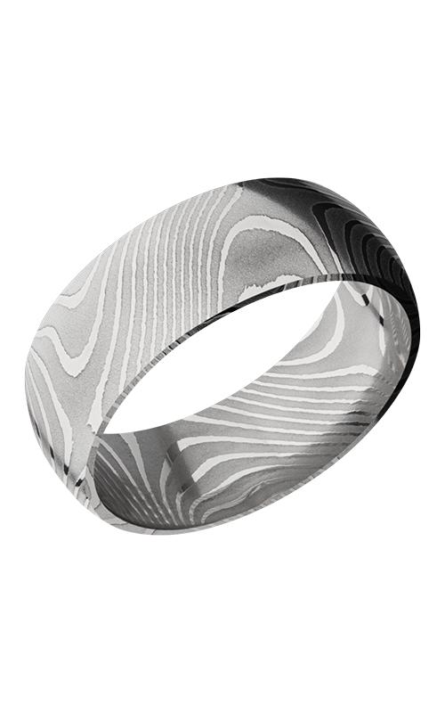 Lashbrook Damascus Steel D8DFLATTWIST POLISH product image