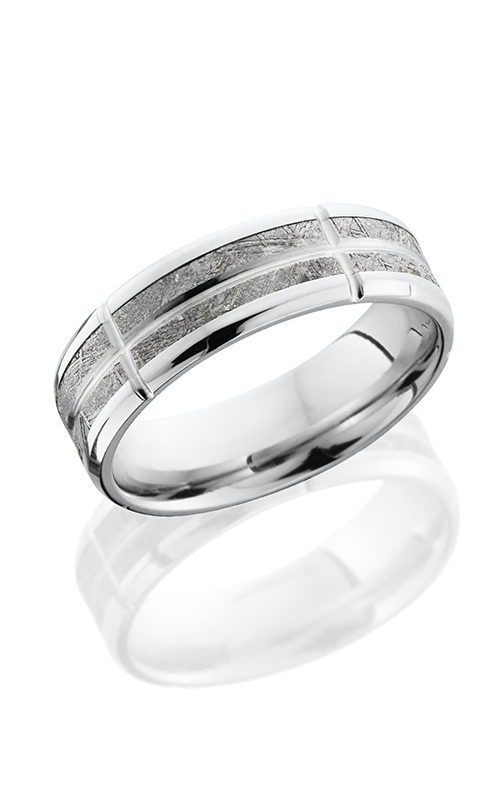 Lashbrook Meteorite Wedding band CC7B14 NS METEORITEV5SEG11 product image