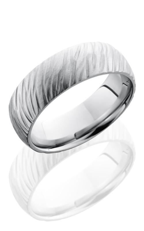 Lashbrook Cobalt Chrome Wedding band CC7D product image