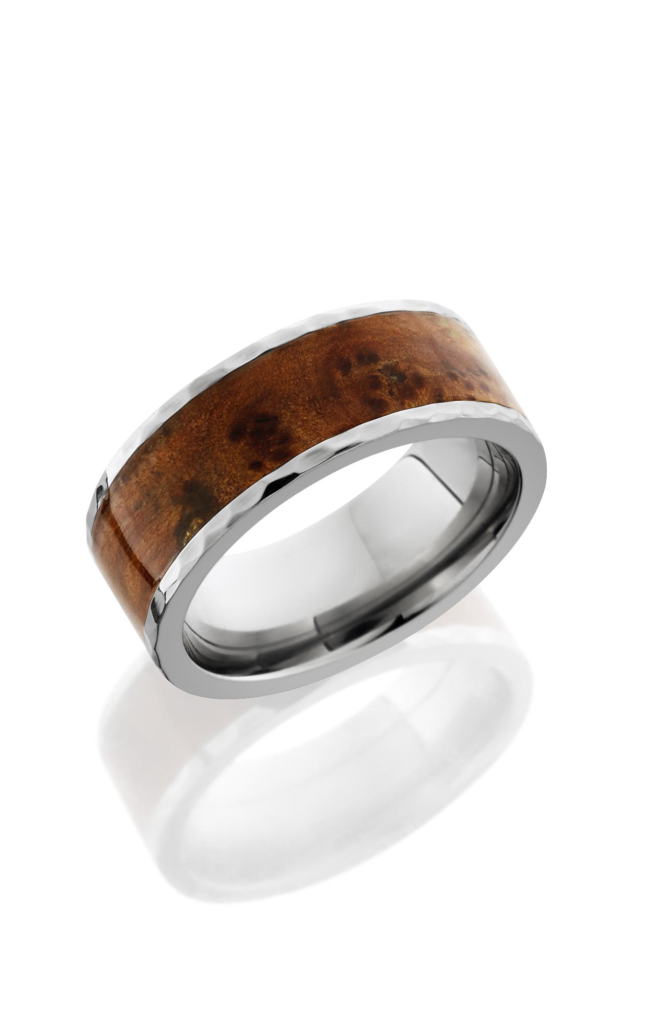 Lashbrook Hardwood Collection Wedding band 90115 product image