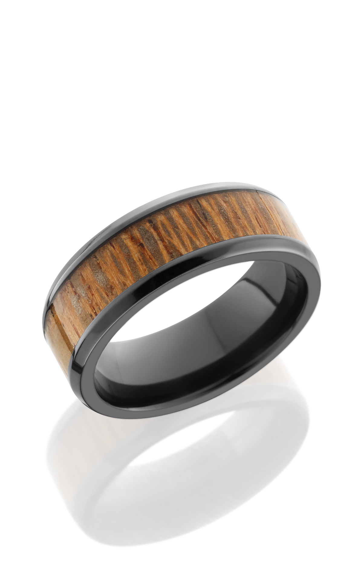 Lashbrook Hardwood Collection Wedding band 90118 product image