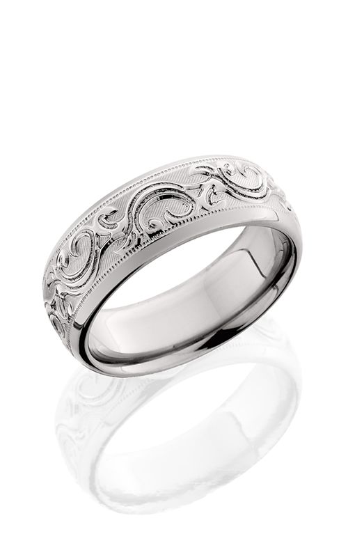 Lashbrook Titanium Wedding band 8HRMMJBA POLISH product image