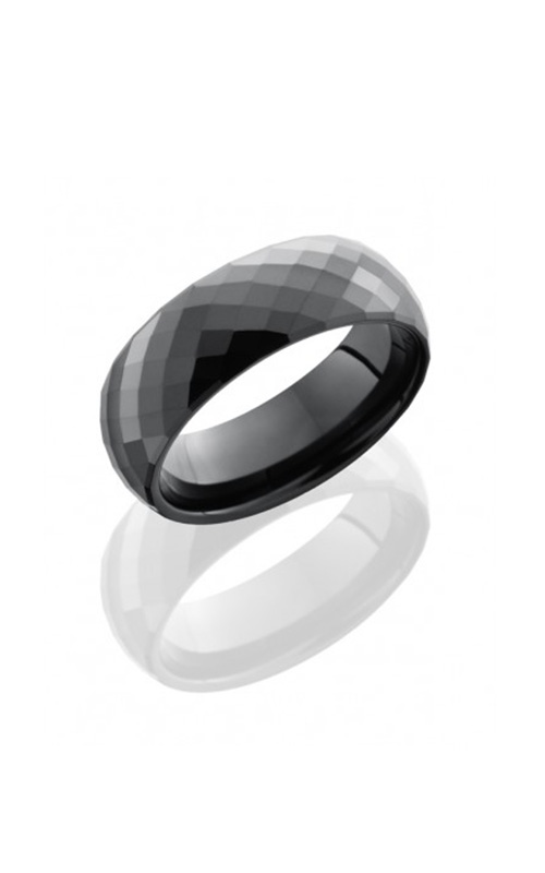 Lashbrook Tungsten Ceramic Wedding band CRDD006 product image