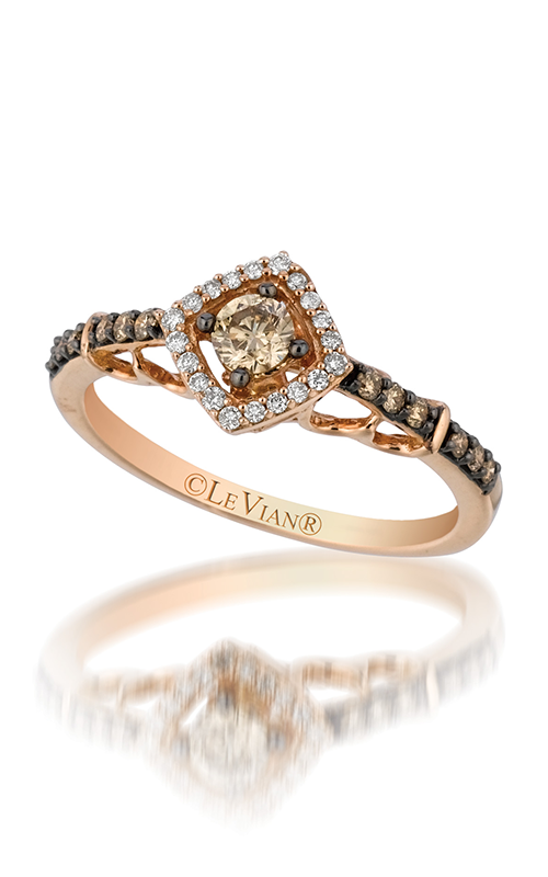 petite chocolate by le vian fashion rings fashion ring yqen 51 product image - Chocolate Wedding Ring