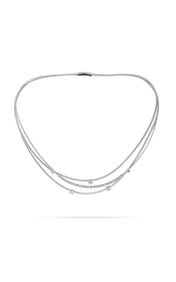 Marco Bicego Yellow White Gold Necklace CG699-B2-W product image
