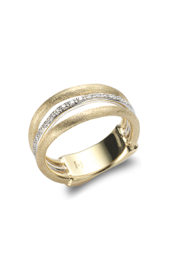 Marco Bicego Diamond Link Fashion Ring AB478-B-YW product image