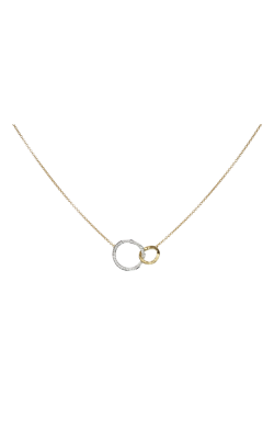 Marco Bicego Diamond Link Necklace CB1675-B-YW product image