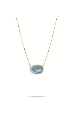 Marco Bicego Lunaria Necklace CB1872-AQD-Y product image