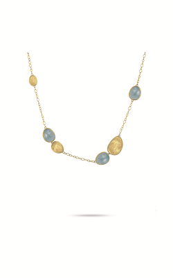 Marco Bicego Lunaria Necklace CB1981-AQD-Y product image