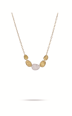 Marco Bicego Diamond Lunaria Necklace CB1974-B-YW product image