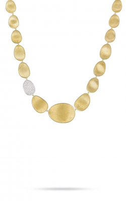 Marco Bicego Diamond Lunaria Necklace CB1975-B-YW product image