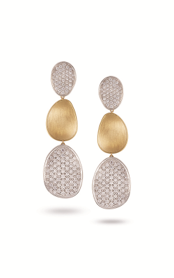 Marco Bicego Diamond Lunaria Earrings OB1411-B2-YW product image