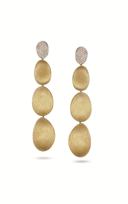 Marco Bicego Diamond Lunaria Earrings OB1416-B-YW product image