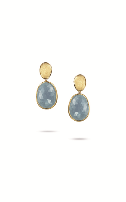 Marco Bicego Lunaria Earring OB1403-AQD-Y product image