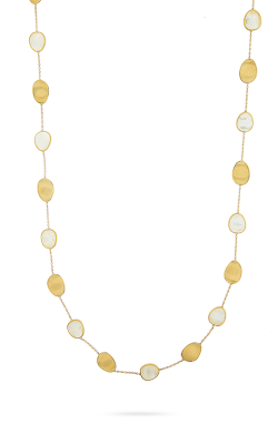 Marco Bicego Lunaria Mother Of Pearl Necklace CB2099 MPW product image