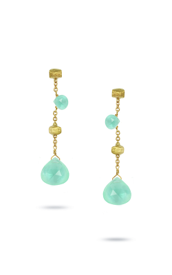 Marco Bicego Paradise Aquamarine Earrings  OB1430 AQ01 Y 02 product image