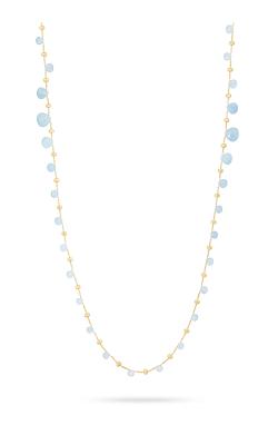 Marco Bicego Paradise Aquamarine Necklace CB1871 AQ01 Y 02 product image