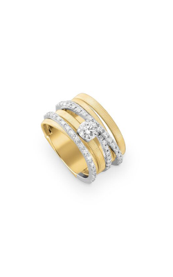Marco Bicego Goa Yellow White Gold Ring AG316-B-B8-YW product image