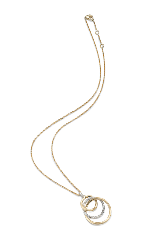 Marco Bicego Diamond link Necklace CB1403 B product image