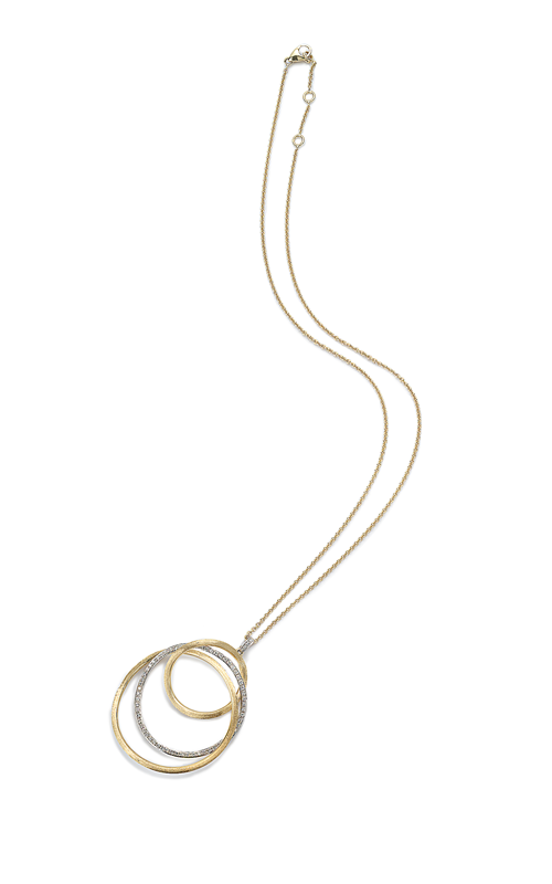 Marco Bicego Diamond link Necklace CB1405 B YW product image