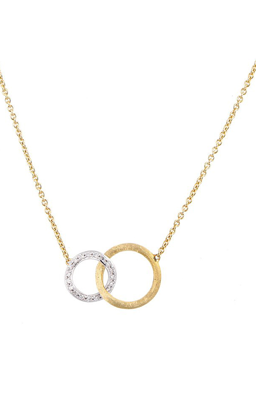 Marco Bicego Diamond link Necklace CB1674-B-YW product image