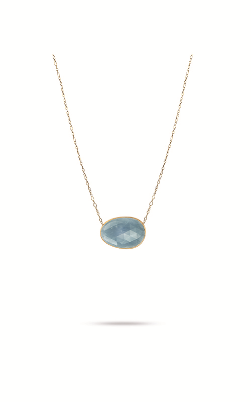 Marco Bicego Lunaria Necklace CB1872-AQD-Y product image