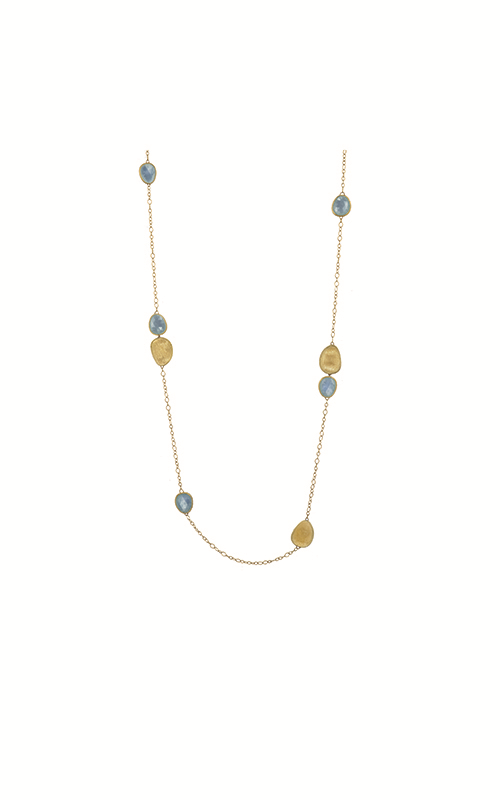 Marco Bicego Lunaria Necklace CB1982-AQD-Y product image