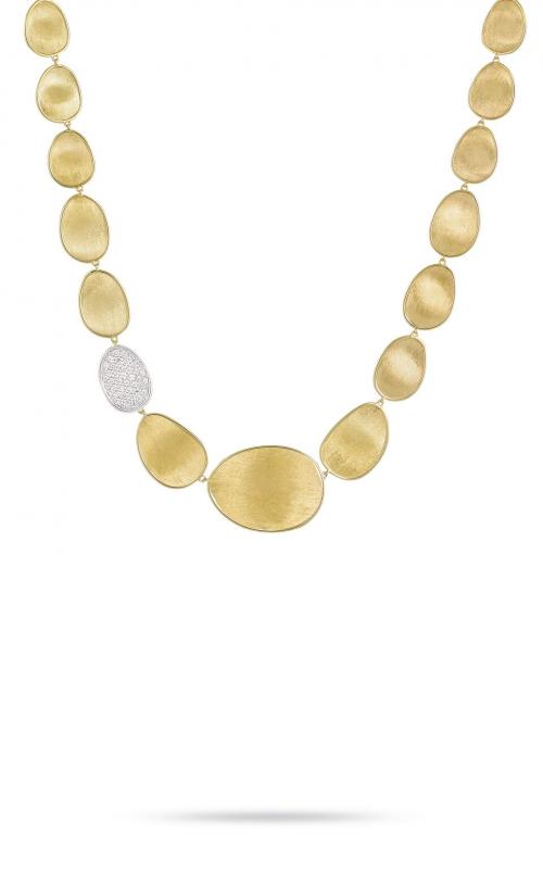 Marco Bicego Diamond Lunaria Necklace CB1975-B-YW product image