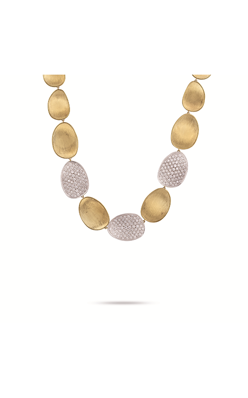 Marco Bicego Diamond Lunaria Necklace CB1920-B-YW product image