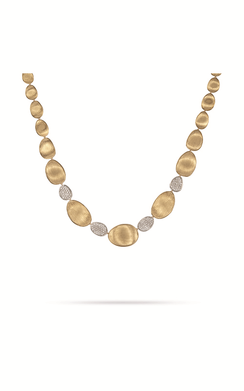 Marco Bicego Diamond Lunaria Necklace CB1895-B-YW product image