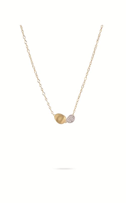 Marco Bicego Diamond Lunaria Necklace CB1965-B-YW product image
