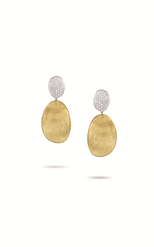 Marco Bicego Diamond Lunaria Earrings OB1426-B-YW product image