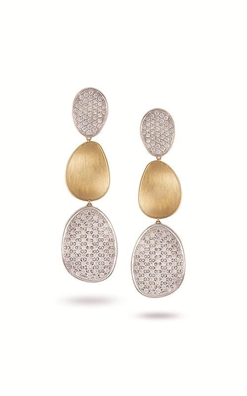 Marco Bicego Diamond Lunaria Earrings OB1411-B2-YW product image