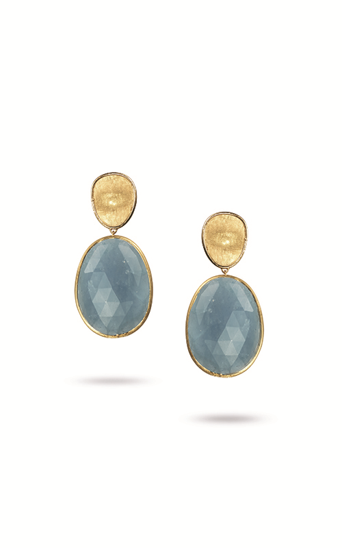 Marco Bicego Lunaria Earrings OB1404-AQD-Y product image