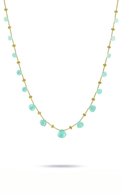 Marco Bicego Paradise Aquamarine Necklace CB1865 AQ01 product image