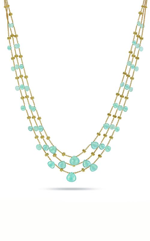 Marco Bicego Paradise Aquamarine Necklace CB2009 AQ01 product image