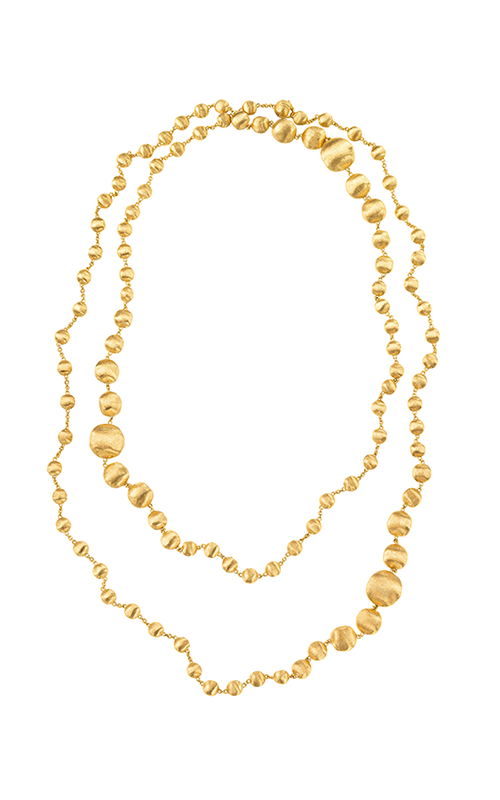 Marco Bicego Africa Gold Necklace CB1418 Y product image
