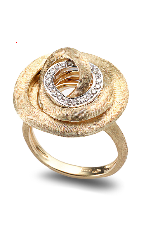 Marco Bicego Jaipur Diamond Link Fashion Ring AB467 B product image