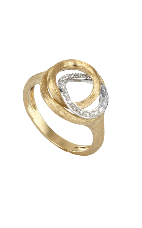 Marco Bicego Jaipur Diamond Link Fashion Ring AB534 B YW product image