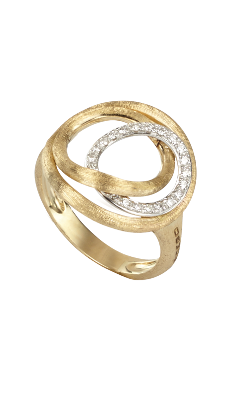 Marco Bicego Jaipur Diamond Link Fashion Ring AB535 B YW product image