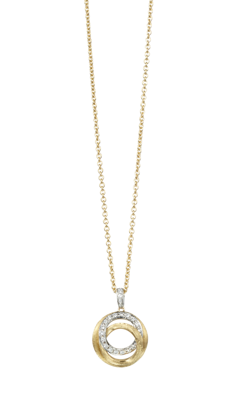 Marco Bicego Jaipur Diamond Link Necklace CB1671 B YW product image