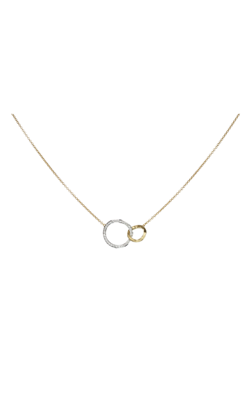 Marco Bicego Jaipur Diamond Link Necklace CB1675 B YW product image