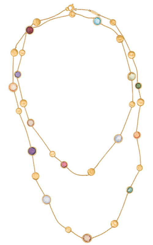 Marco Bicego Jaipur Color Necklace CB1236 MIX01 product image