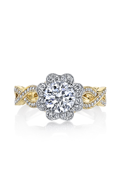 Mars Golden Blossoms Engagement ring 26020TT product image