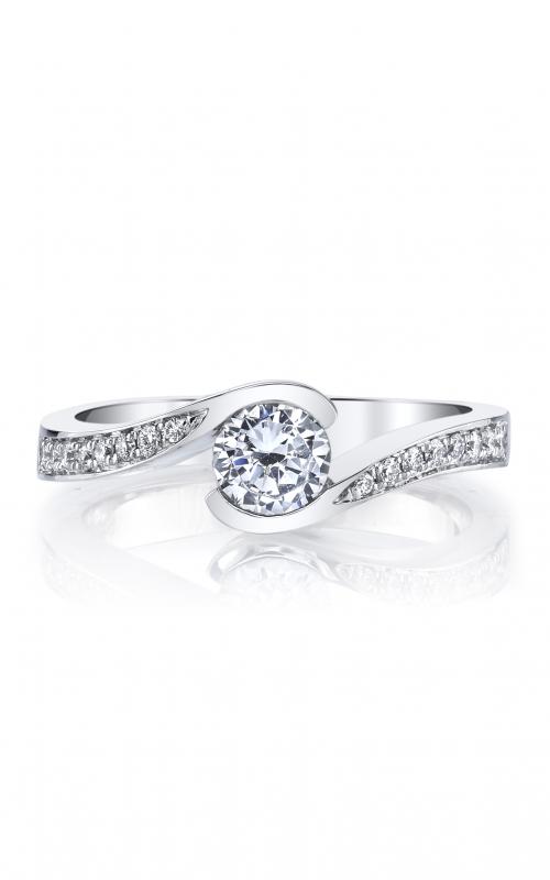 Mars Infinite Allure Engagement ring 28173 product image