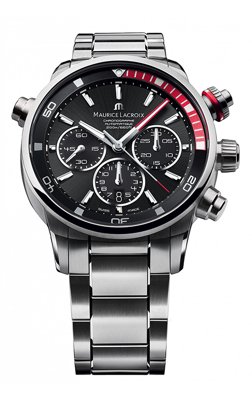 Maurice Lacroix Pontos Watch PT6018-SS002-330-001 product image