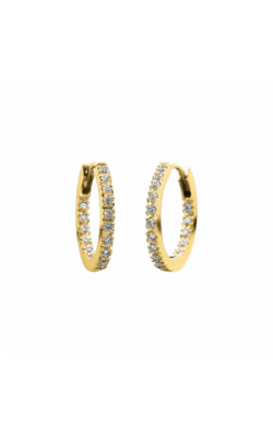 Memoire Diamond Hoops MOHE14 product image