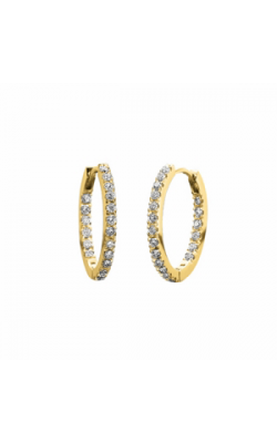 Memoire Diamond Hoops MOHE13 product image