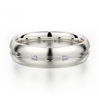 Michael M Men's Wedding Band MB-104 product image